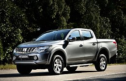 New L200(Thai market version)