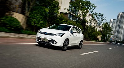 GAC Mitsubishi Motors to Start Production of All New EV in