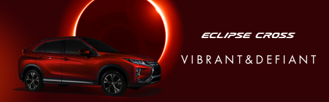 ECLIPSE CROSS VIBRANT&DEFIANT