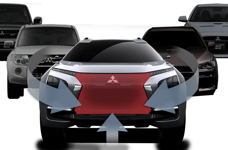Explore The Roots Of Dynamic Shield Global Design Mitsubishi Motors