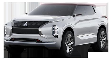 outlander phev concept-s | global design | mitsubishi motors