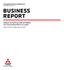 business report investors mitsubishi motors