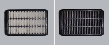 How To Clean Spark Plugs >> Air Cleaner Element | Engine | ILLUSTRATED SERVICE & PARTS GUIDE | MITSUBISHI MOTORS