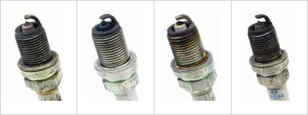 Image result for spark plugs need to be replaced