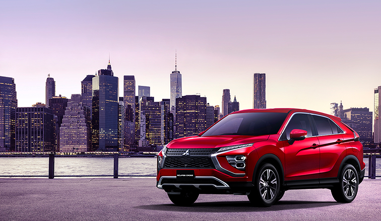 ECLIPSE CROSS (gasoline model)